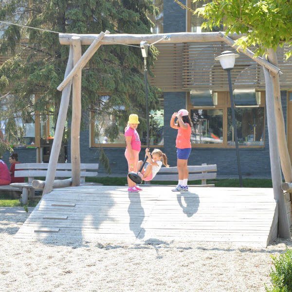 Lanovky (zip wire)