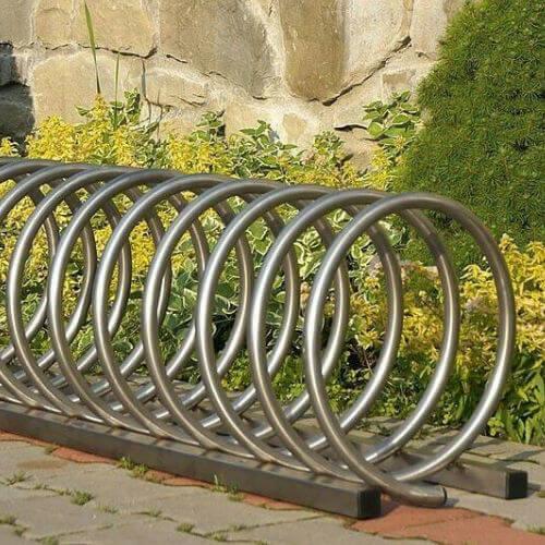 Stojany na kola (kovové)