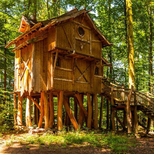 Stromové domky