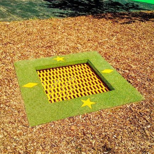 Trampolíny pro dětská hřiště