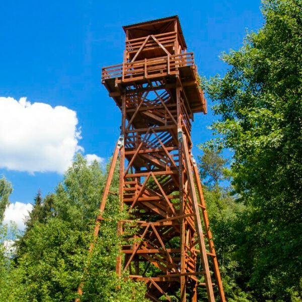 Vyhlídkové věže